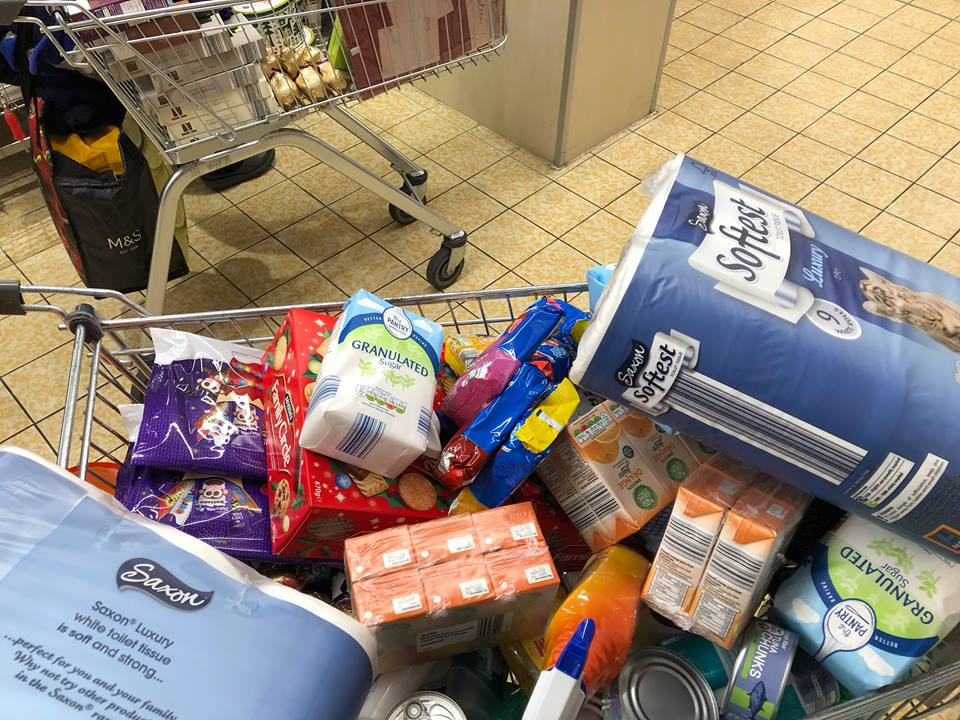 Glassford Primary Foodbank